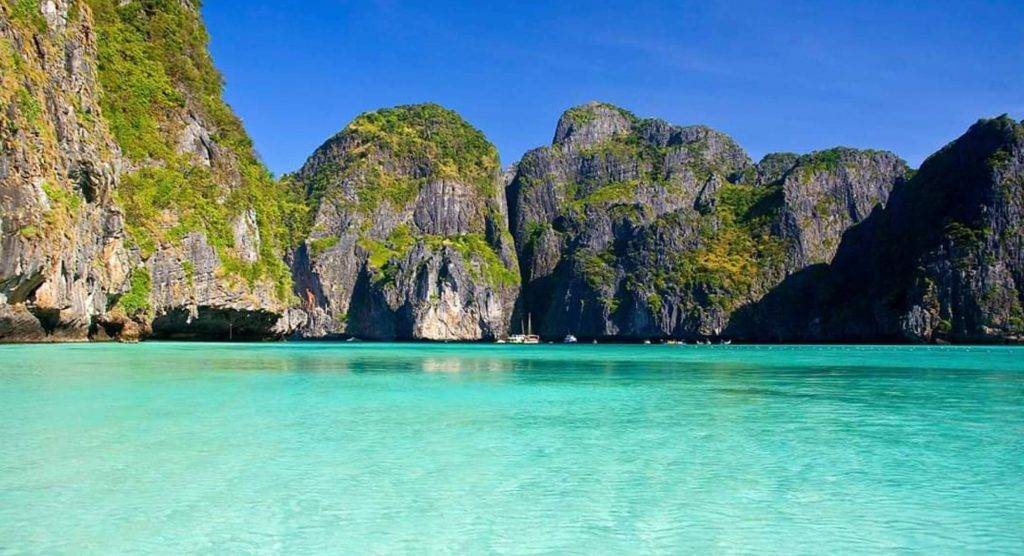 ピピ島の画像