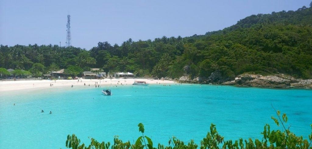 ラチャヤイ島の画像