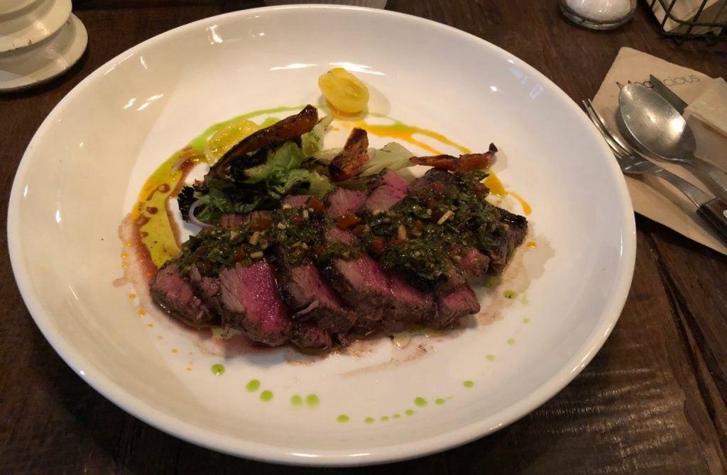Meatliciousのステーキ画像
