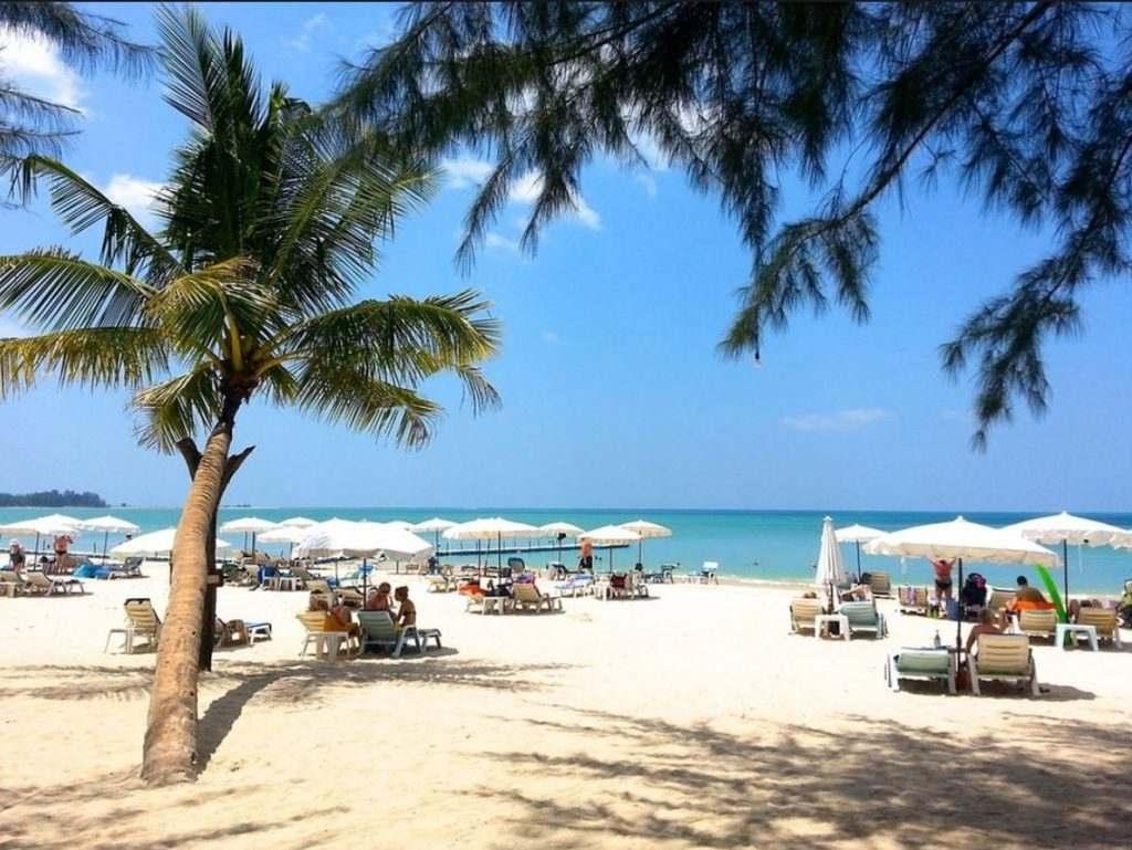 パトンビーチの画像