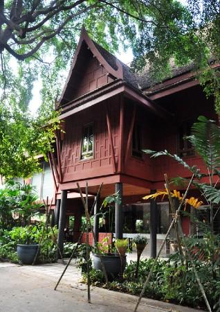 ジム・トンプソンの家の画像