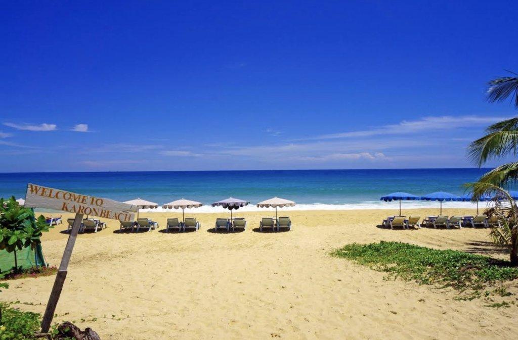 カロンビーチの画像