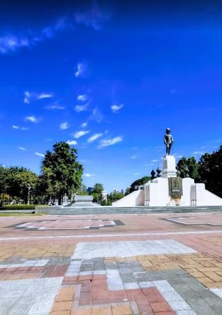 ルンピニ公園の画像