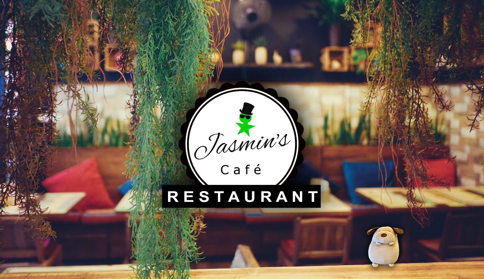 Jasmin's cafeアイキャッチ