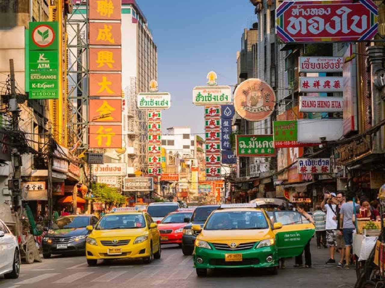 タイ海外旅行のアイキャッチ